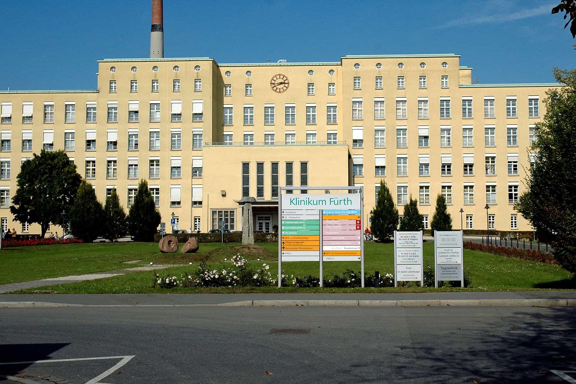 Ein weiteres Krankenhaus, wird von einem Virus lahmgelegt